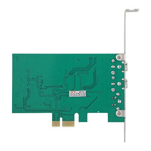 Tarjeta de adquisición de Video Tarjeta de Captura PCIE Suave Tarjeta de Captura de Video Tarjeta de Captura para computadora para PC para Escritorio