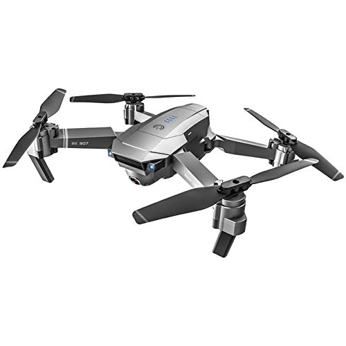 Delili GPS Drone avec 4K FPV 1080P Caméra HD WiFi Grand Angle RC Drone 5G Pliable Professionnel Drone Suivez Le Mode Me Drone,1080p