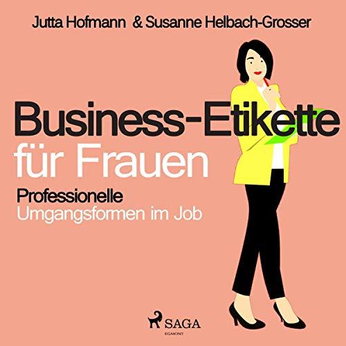 Business-Etikette für Frauen Titelbild