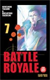 Battle Royale - Tome 7 Tome 07 - Soleil - 23/06/2004