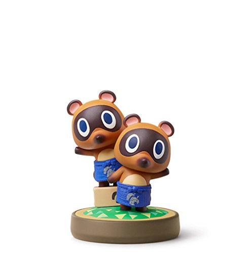 Timmy & Tommy Nook amiibo - Nintendo Wii U