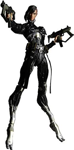 Deus EX  Human Revolution Play Arts Kai Elena FedGoldva Action Figure by Deus Ex