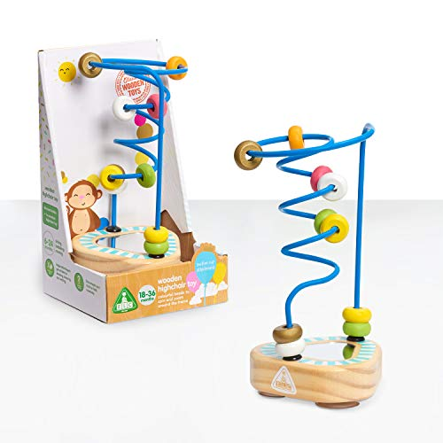 Early Learning Centre Wooden Highchair Toy, Amazon Exclusive