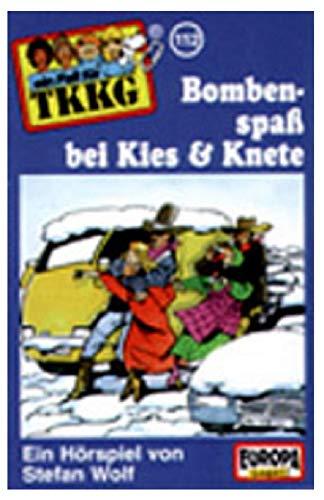112/Bombenspass Bei Kies & Knete [Musikkassette]