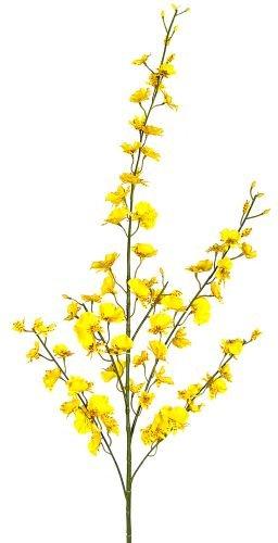 Fleur artificielle Orchidée mini dancing (3 tiges)