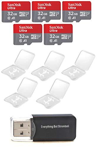 SanDisk Ultra 32GB Micro SD SDHC Memory Flash ...