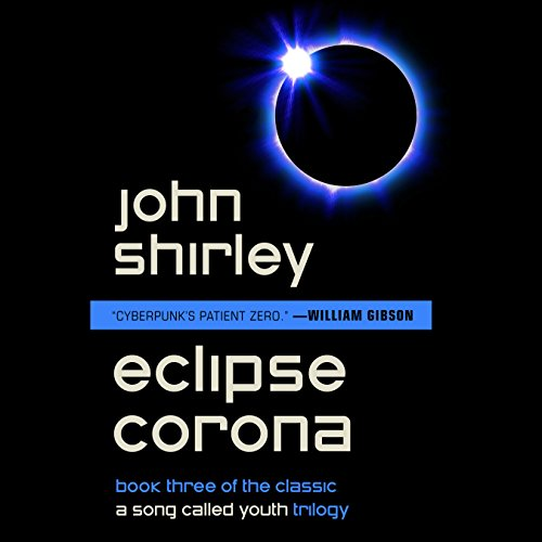 Eclipse Corona audiobook cover art
