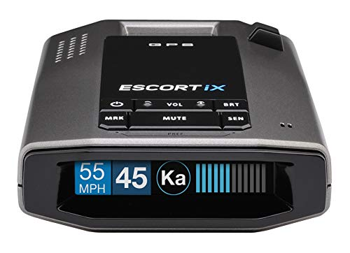 Lowest Prices! ESCORT IX Laser Radar Detector - Auto Learn Protection, Extreme Long Range, Bluetooth...