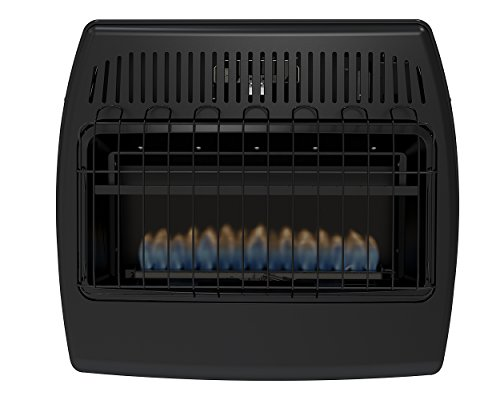 vent free dual fuel heater - 7