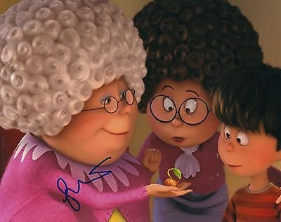 Jenny Slate signed The Lorax movie 8x10 photo w/coa Ted's mom #1