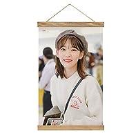 宫脇咲良 壁の帆布の絵画の印刷物およびポスター居間の家の装飾のための壁の写真現代美術のポスター