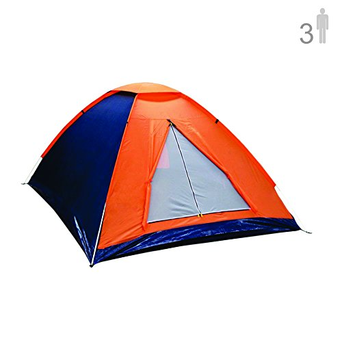 NTK Panda 3-Person Sport Camping Dome Tent