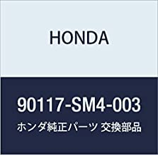 Genuine Honda 90117-SM4-003 Front Shock Absorber Lock (10X44) Bolt