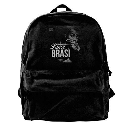 McLeod Kevin Backpack Canvas School Bag Canvas All-Purpose Adjustable Shoulder Travel High Capacity
