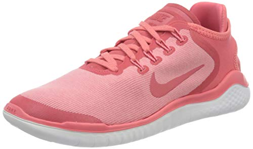 Nike Women's Trail Running Shoes, Pink Sea Coral Tropical Rosa Vast Grigio 800, US-0 / Asia Size s