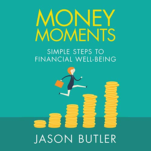 Money Moments audiobook cover art