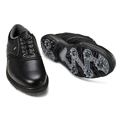 FootJoy Men's Originals Golf Shoes Black 11 M US