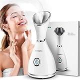 Facial Steamer, JOMARTO Nano Ionic Facial Steamer, Home Humidifier Personal Vaporizer, Portable Home Skin Spa...