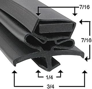 True Mfg Magnetic Door Gasket for Model TBB-24-72-S
