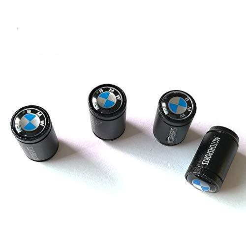 Mega Dose 4 Ventilkappen für Autoreifen BMW Serie M