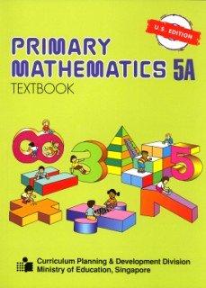 Primary Mathematics: 5A Textbook (U.S. Edition)