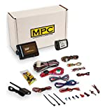 MPC Complete 5-Button Remote Start Kit with Keyless Entry for 2005-2010 Chevrolet Cobalt Firmware Preloaded