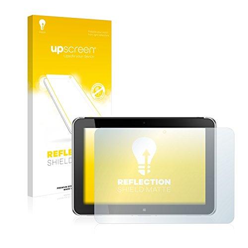 upscreen Entspiegelungs-Schutzfolie kompatibel mit HP ElitePad 1000 G2 – Anti-Reflex Bildschirmschutz-Folie Matt