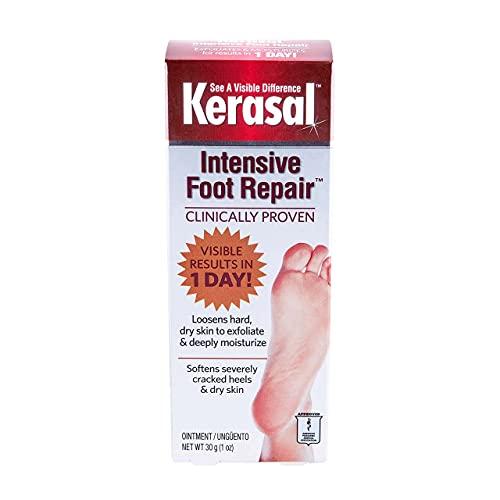 Kerasal One Step Exfoliating Moisturizer Foot...