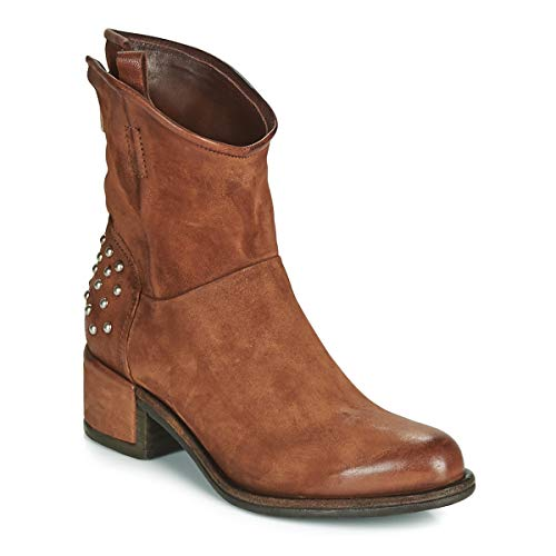 airstep a.s.98 OPEA Studs StiefellettenBoots Damen Camel 38 Boots