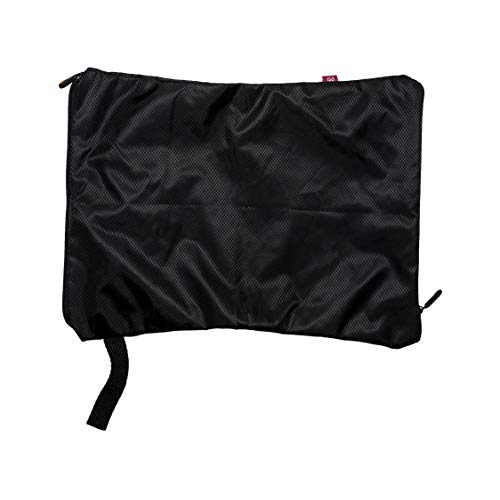 STNKY Washable Sports Bag for Carrying and Washing Gym Clothes, Shoes, Assorted Laundry (Black)