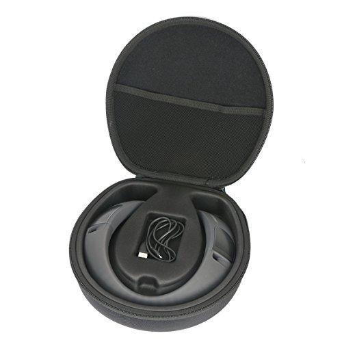 Khanka Hard Travel Case Replacement for Bose Soundwear Companion Wireless Wearable Speaker (Black)