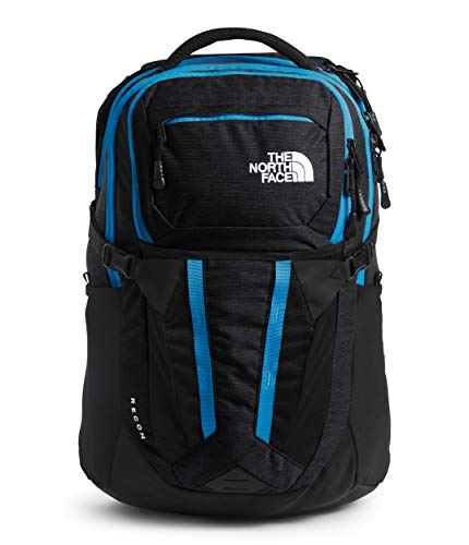 The North Face Recon, TNF Black Light Directional Heather/Clear Lake Blue, OS