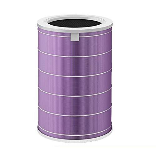 Xiaomi Air Purifier Filter Anti-formaldehyde Anti-sterilization Improve Smell Generic Replacement Filter Purple