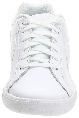 Nike Court Royale, Zapatillas para Hombre, Blanco (White/White), 45 EU