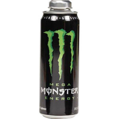 Mega Monster Energy Drink Cans, 24 Fl Oz (Pack of 12)