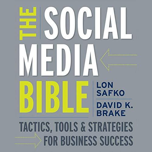 The Social Media Bible cover art