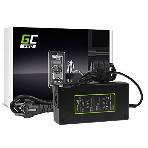 GC Pro Cargador para Portátil ASUS G550 G551 G73 N751 MSI GE60 GE62 GE70 GP60 GP70 GS70 PE60 PE70 WS60 Ordenador Adaptador de Corriente (19.5V 7.7A 150W)