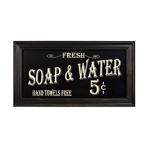 Vintage Bath Advertising Wall Art | Americana Collection | B...