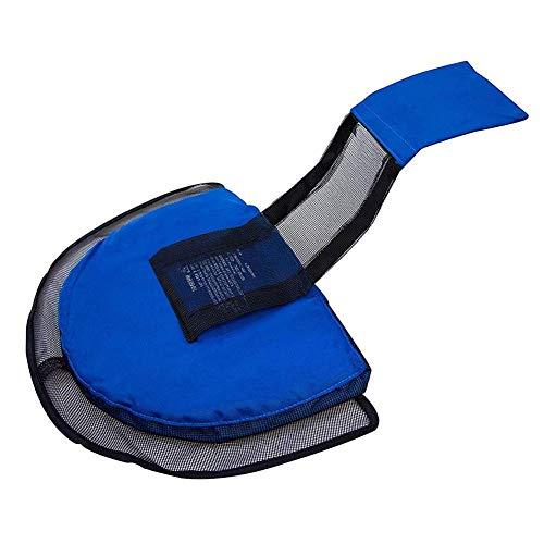Reeseiy Tiere Sparend Escape Rampe Für Pool Frosch Pool Escape Chic Schwimmbad Rettung Netz Escape Rampe Werkzeug (20 15 1.5Cm) Sale Garten Täglich Gebrauch Produkt (Color : Blau, Size : Size)