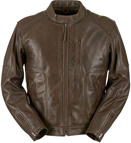 Furygan Bronson Motorrad Lederjacke XL