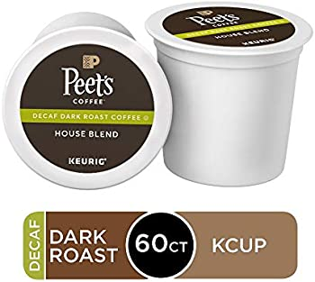 60-Count Single Serve K-Cup Decaffeinated Coffee Pods