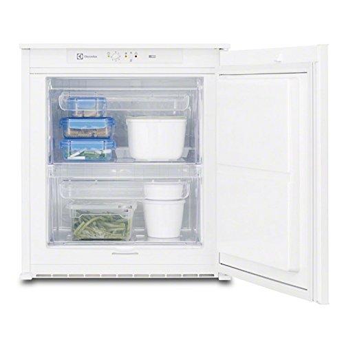 Electrolux eun0600aow integriertem Recht 53L A + Weiß Gefrierschrank–Tiefkühltruhen (Recht, 53l, 9kg/24h, sn-t, A +, weiß)