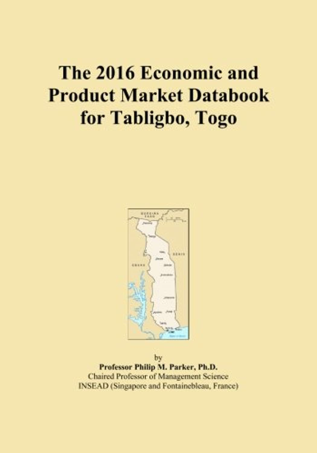 The 2016 Economic and Product Market Databook for Tabligbo, Togo