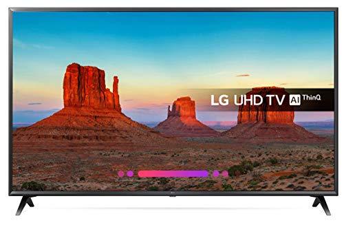 LG 55UK6300MLB televisore 139,7 cm (55 ) 4K Ultra HD Smart TV Wi-Fi Nero
