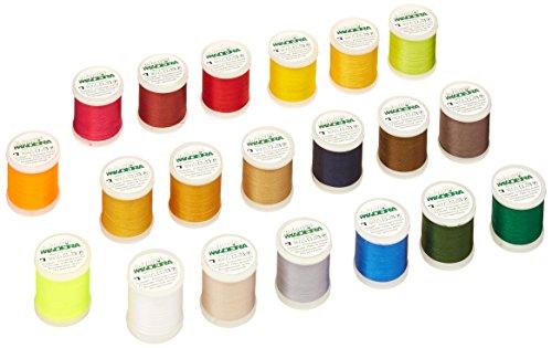 Madeira 20928077P Potpourri Embroidery Polyneon Thread Value Pack