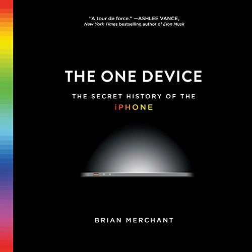 The One Device audiobook cover art