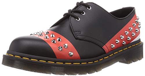 Dr. Martens 1461 Stud Black Size: 9 Women/8 Men