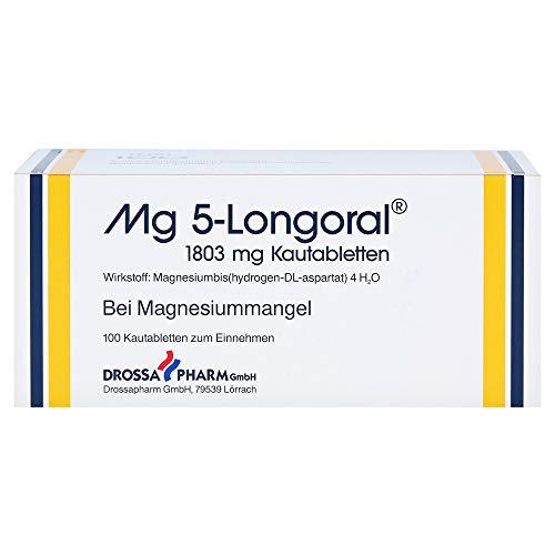 MG 5 LONGORAL Kautabletten 100 St