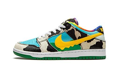 Nike Mens SB Dunk Low CU3244 100 Ben & Jerry