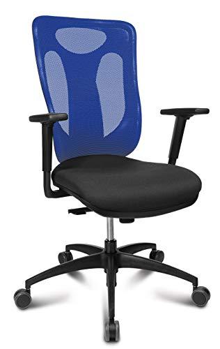 Preisvergleich Produktbild Topstar Drehstuhl NET PRO 100 - schwarz / dunkelblau